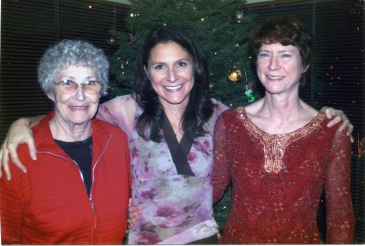 Flo, Lori and Kathy