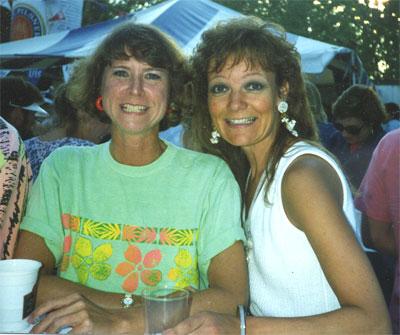 Kathy and Kim